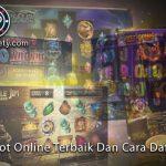 Judi Slot Online Terbaik Dan Cara Daftarnya