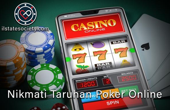 Nikmati Taruhan Poker Online Lebih Aman Di Situs Judi Berlisensi